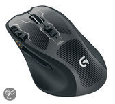 Logitech G700s Oplaadbare Wireless Gaming Muis - Zwart (PC)