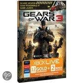 Microsoft Gears of War Xbox Live Gold Abonnement 12 + 2 Maanden - Xbox 360 + Xbox One
