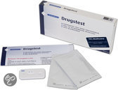 Testjezelf Drugtest THC (Cannabis) - 3 stuks