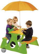 Picknick Tafel met Parasol