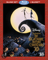 The Nightmare Before Christmas (3D Blu-ray)
