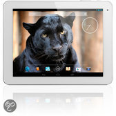Yarvik Noble - (TAB09-410) - 8GB - Wit - Tablet