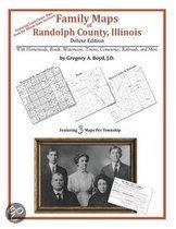Family Maps of Randolph County, Illinois