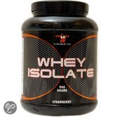MDY - Whey isolate Aardbei 900 gram