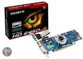 VGA PCIe ATI HD6450 1GB DDR3 128Mx8 LP 1 slot