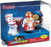 Fisher-Price Little People Sinterklaas en Piet