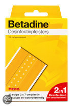 Betadine Desinfect Pleister
