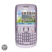 Nokia C3-00 - Acacia Silver