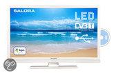 Salora 22LED8015TDW - Led-tv-/dvd-combo - 22 inch - Full HD - Wit