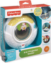 Fisher-Price 3-in-1 projector