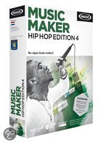 Magix, Music Maker, Hip Hop Edition 4