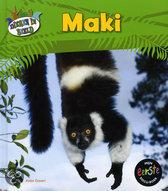 Mijn eerste docuboek - Dieren in beeld Maki