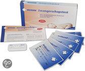 Testjezelf Zwangerschapstest Cassette - 6 stuks - Zwangerschapstest