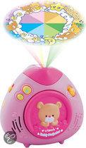 VTech Teddy Projector - Roze