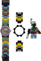 LEGO Star Wars Boba Fett Horloge