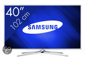 Samsung UE40F6510 - 3D LED TV - 40 inch - Full HD - Internet TV