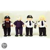 Pintoy Politieagenten met boef