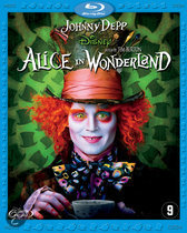 Alice In Wonderland (Blu-ray+Dvd combopack)
