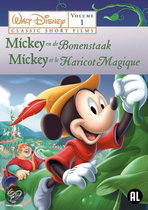 Disney's Animation Collection 1 - Mickey En De Bonenstaak