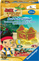 Ravensburger Jake & The Neverland Pirates Op Jacht