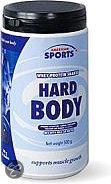 American Sports Hard Body Wieproteïne Shake Aardbei