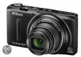 Nikon Coolpix S9500 - Zwart