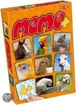 Memo + Babydieren