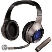 World of Warcraft Wireless Silencer Noice Cancelling USB Headset