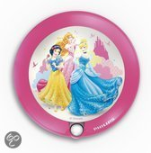 Philips Disney Princess - Nachtlampje - Met Sensor - LED - Roze