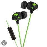 JVC HA-FR201-G - In-ear oordopjes - Groen
