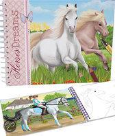 Topmodel Horses Dreams Kleurboek