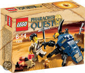 LEGO Pharaoh's Quest Aanval van de Scarabee - 7305