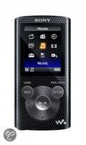 Sony NWZ-E384B - MP4 speler - 8 GB - Zwart