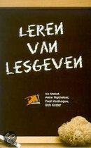 Leren Van Lesgeven