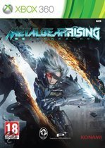 Foto van Metal Gear Rising: Revengeance