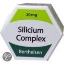 Silicium Complex Berthelsen Tabletten 250 st