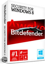 Bitdefender Security for Windows 8 - 1 Jaar / 1 PC