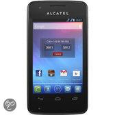 Alcatel OneTouch S'Pop - Dual Sim - Zwart