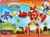 Mega Bloks Skylanders Arkyan Robot King