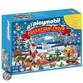 Playmobil Adventskalender Kerst - 4166