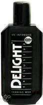 Delight UV-Active Exclusive Tanning Milk - 200 ml - Zonnebankcrème