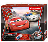 Carrera Go Racebaan Disney/Pixar London Race and Chase
