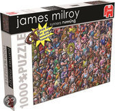 Jumbo Runners Running - Puzzel - 1000 stukjes