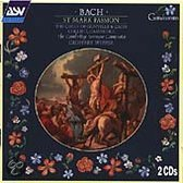 Bach: St Mark Passion; Keiser / Geoffrey Webber, Cambridge Baroque Camerata