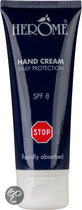 Herôme Hand Cream Daily Protection Stop - 200 ml - Handcrème
