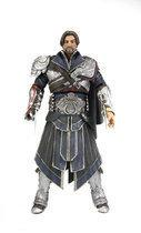 Assassin's Creed Brotherhood: Ezio Onyx Costume Unhooded Exclusive 7