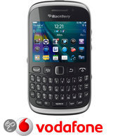 BlackBerry Curve 9320 - Zwart - Vodafone prepaid telefoon