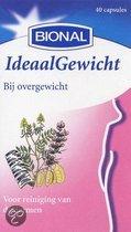 Bional IdeaalGewicht - 100 capsules -  Voedingssupplement
