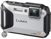 Panasonic Lumix DMC-FT5 - Zilver