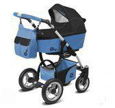 Babyactive Elipso Fresh 6 - Kinderwagen - Blueberry Delight
